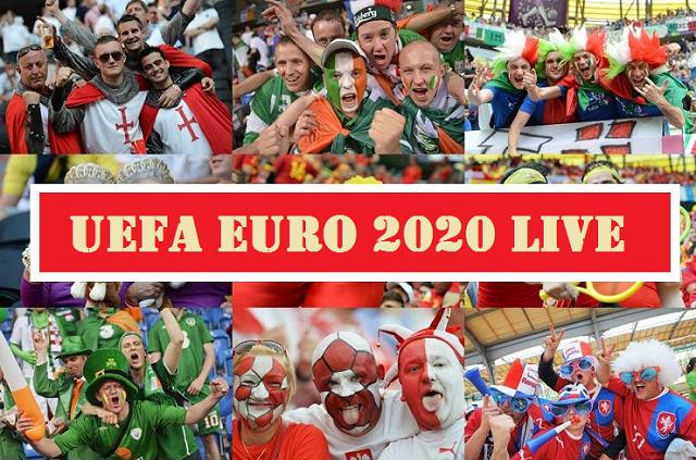 UEFA Euro 2021 Live