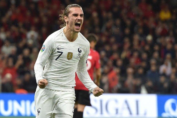 Antoine Griezmann (France) - Euro 2021 Live Match