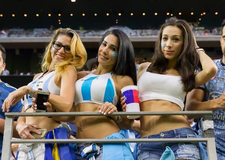 Argentina-hot-football-female-fans-Euro-latest
