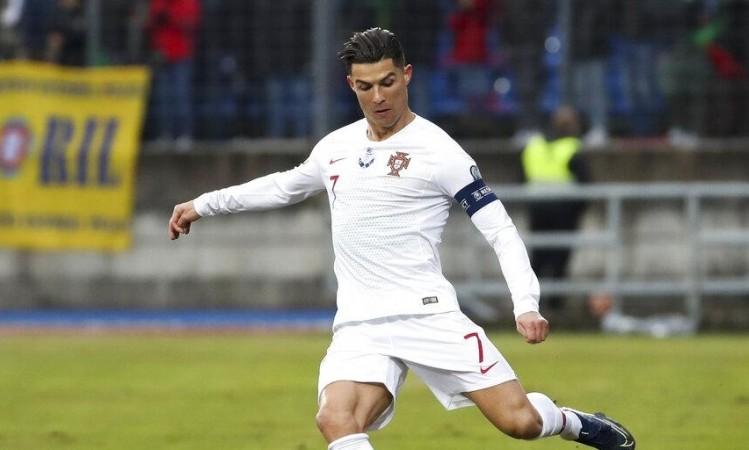 Cristiano Ronaldo (Portugal) - Euro 2021 Live Match