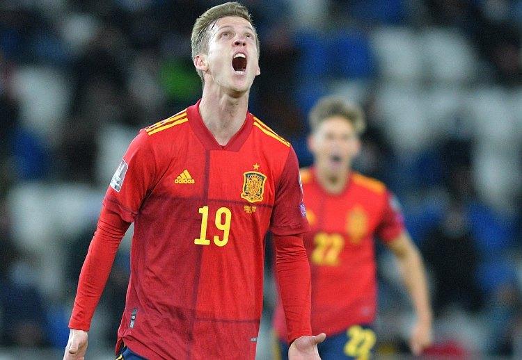 Dani Olmo-(Spain) - Euro 2021 Live Match