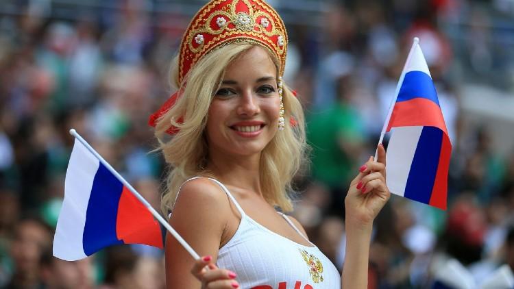 Hottest Russian female fans euro 2021 live stream match