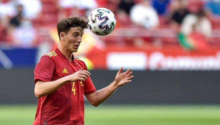 Pau Torres-Spain-Euro-2020